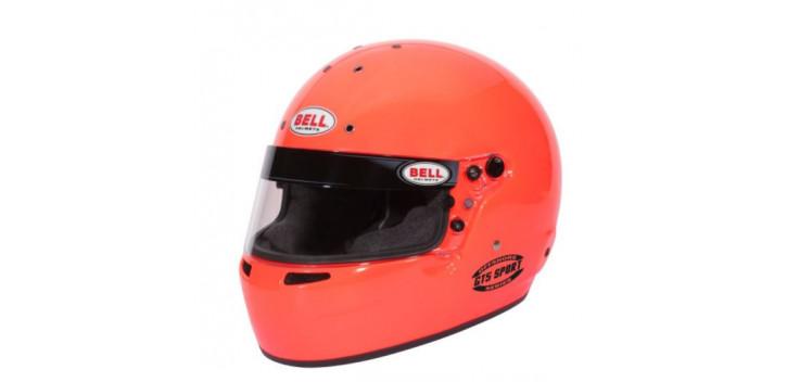 CASQUE FIA Intégral BELL GT5 OFFSHORE 8859 2015 sans clip hans
