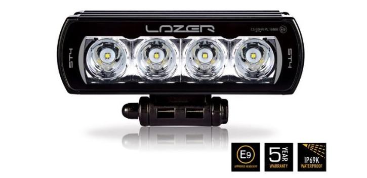 RAMPE A LEDS LAZER LAMPS ST4 Evolution 4 LEDs 47W