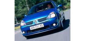 LAME PARE CHOC AV RENAULT CLIO 2 RS RAGNOTTI