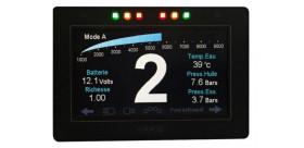 DASHBOARD E-RACE