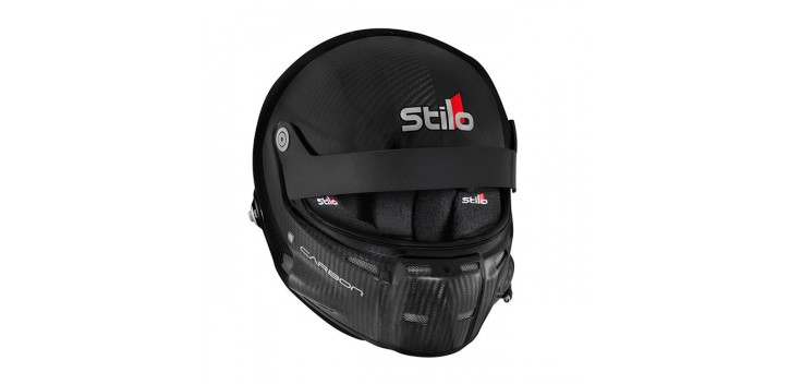 CASQUE STILO ST5GT CARBONE HANS SA2015