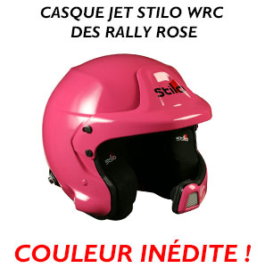 Casque stilo rose